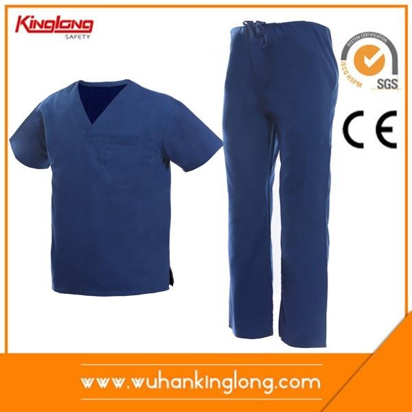 Hospital Medical Nurse Scrubs Uniform