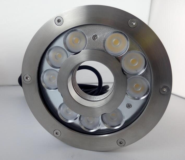 9*3W RGB3in1 LED Fountain Light