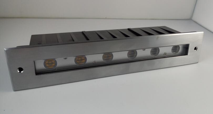 6*1W LED stair light