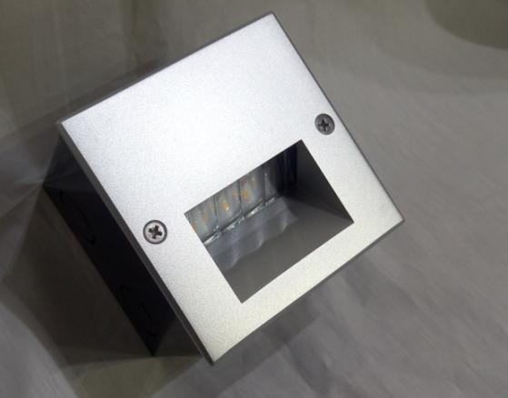 Led wall recessed lightled recessed wall lights led lights ip 65 led recessed wall light aloadofball Images